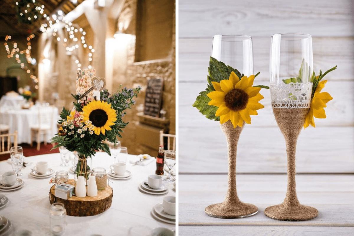 suncokret-dekoracija-vjencanje